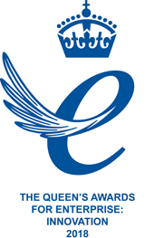 The Queen's Award for Enterprise: Innovation 2018